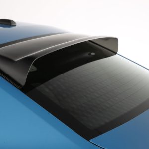 2008-2020 Dodge Challenger, All, Solarwing, 1 Pc., Smoke, Mounts With 3M Double Side Acrylic Tape