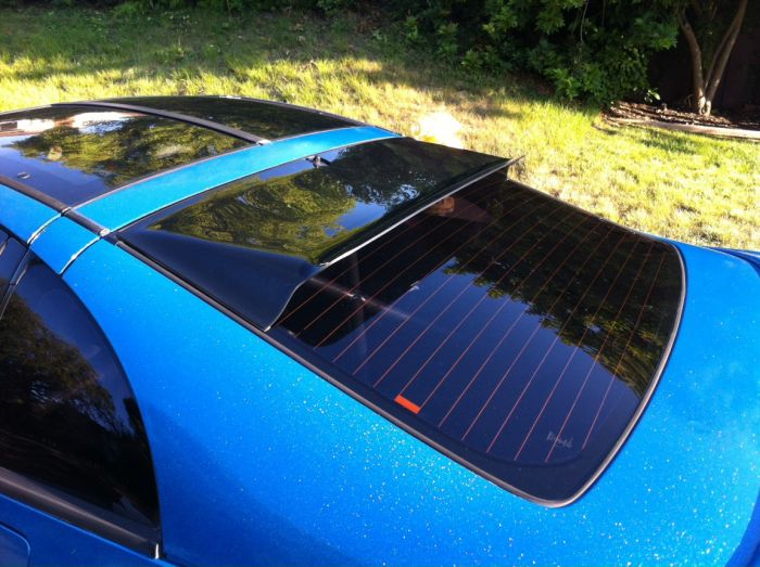 1990-1996 NISSAN 300ZX ALL MODELS, EXCEPT 2+2,SOLARWING, SMOKE