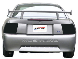 1999-2004 FORD MUSTANG ALL MODELS,TAILLIGHT COVER, 2 PC., SMOKE