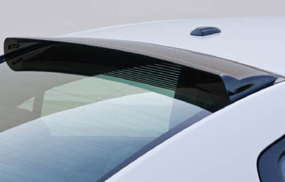 2011-2014 DODGE CHARGER ALL MODELS,SOLARWING, 1 PC., SMOKE