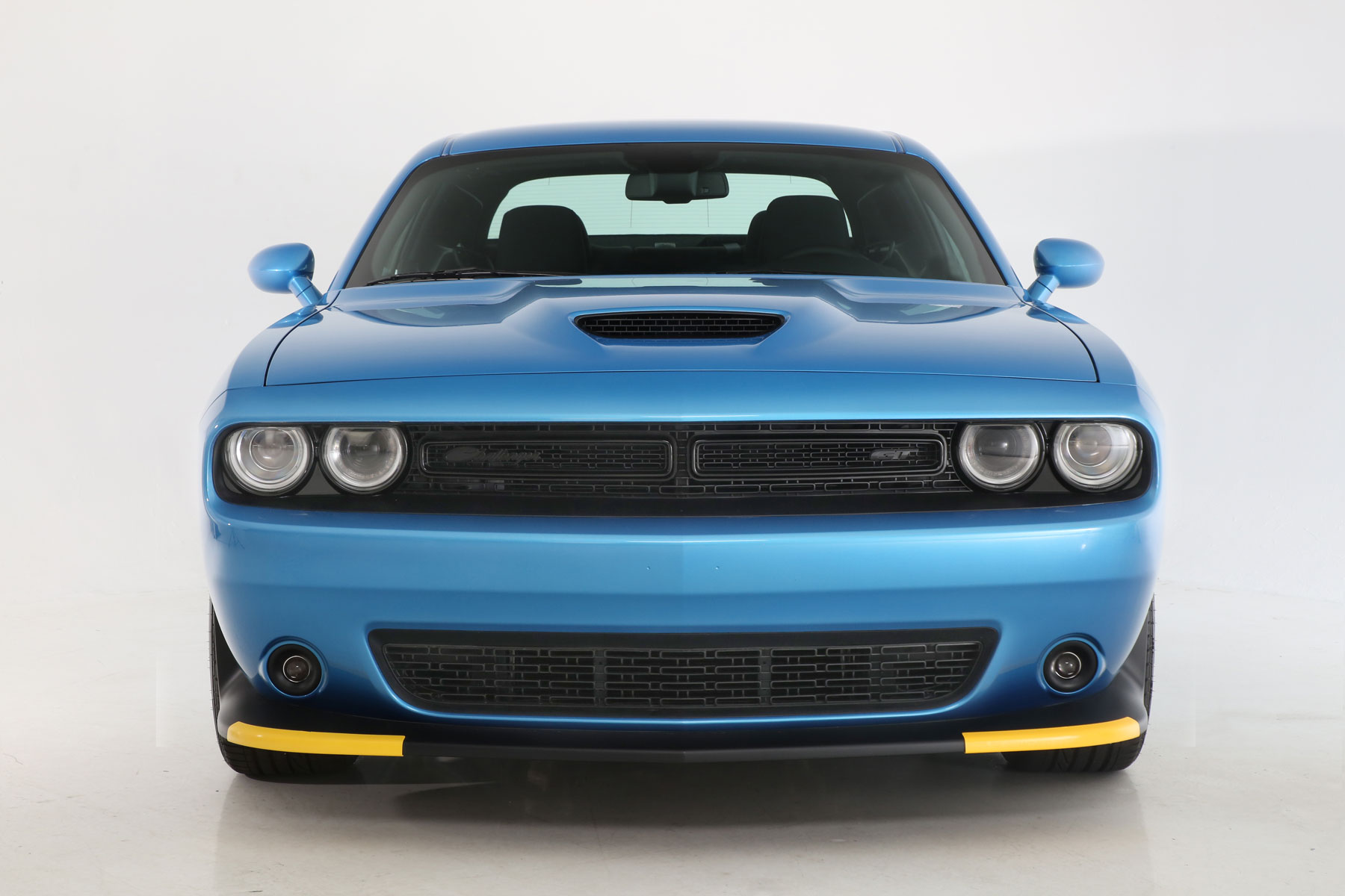 GT Styling GT0176C Headlight Cover for Dodge
