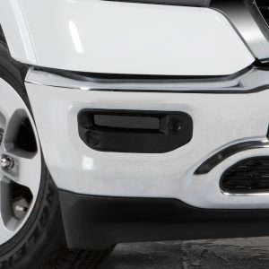 Ram 1500, Fog Light Covers, 2 Piece, Carbon Fiber Look