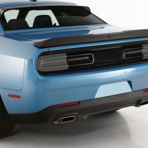Dodge Challenger, Black Out Panel, 1 Piece, Smoke