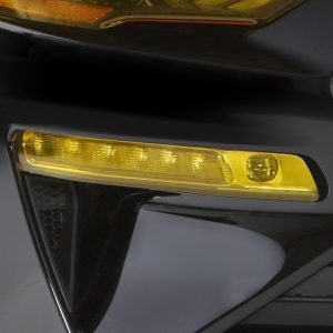 2006-2012 Land Rover, Range Rover Sport, All Sport, Running Light Covers, 2 Pc., Transparent Yellow
